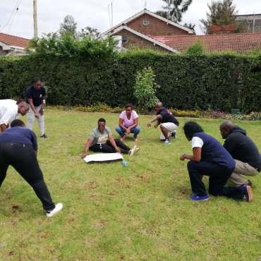 Team Building Through Training
